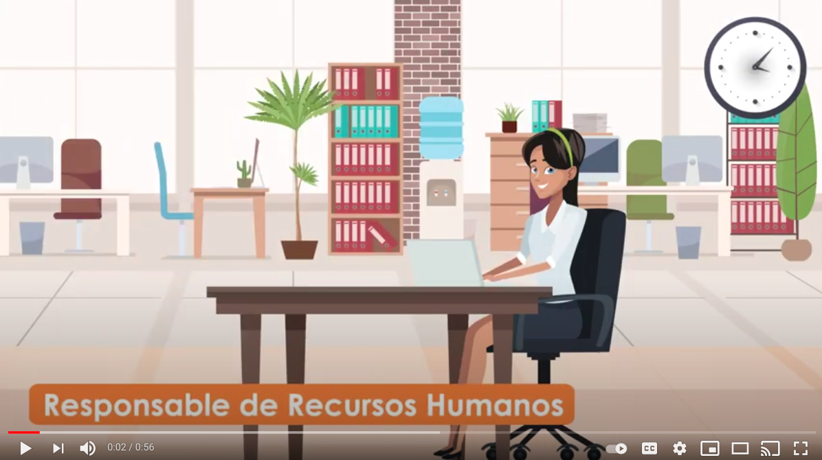 VisualTime registra la jornada laboral y optimiza el tiempo de los empleados